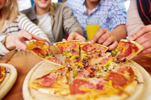 Как спланировать вечеринку с пиццей для детей